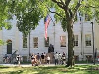 Harvard College & University